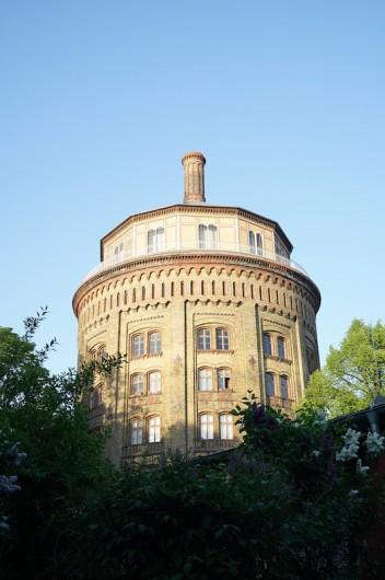 「太っちょヘルマン」内の住居を見学してみたいです。