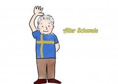 【今週のドイツ語】Alter Schwede
