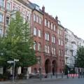 ベルリン、プレンツラウアー・ベルク地区のリーケ通り