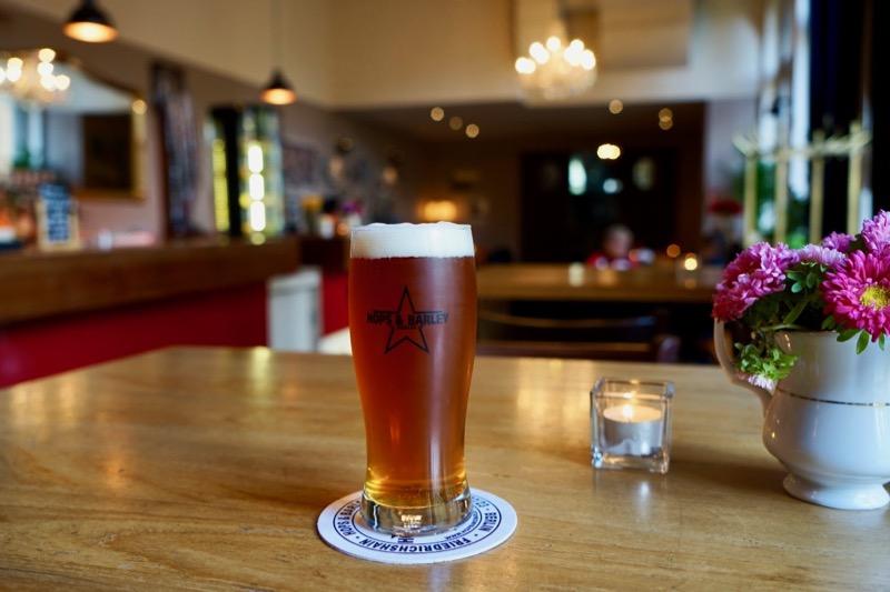 ベルリンのビールで乾杯!