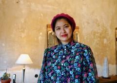ベルリンのインターナショナルなヘアサロンで働く 長谷川倫子さん