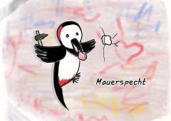 【今週のドイツ語】Mauerspecht