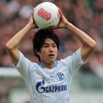 FCシャルケ04 内田篤人選手 Ⓒhttp://www.schalke04.de
