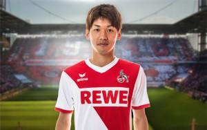 1.FCケルン 大迫勇也選手<br /> Ⓒhttp://www.fc-koeln.de
