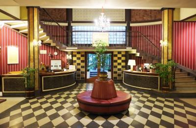 Lobby The Atlanta