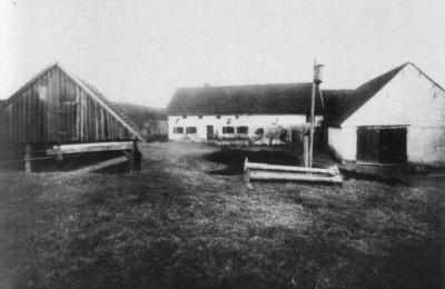 事件現場となったグルーバー家の家屋 Ⓒ Andreas Biegleder
