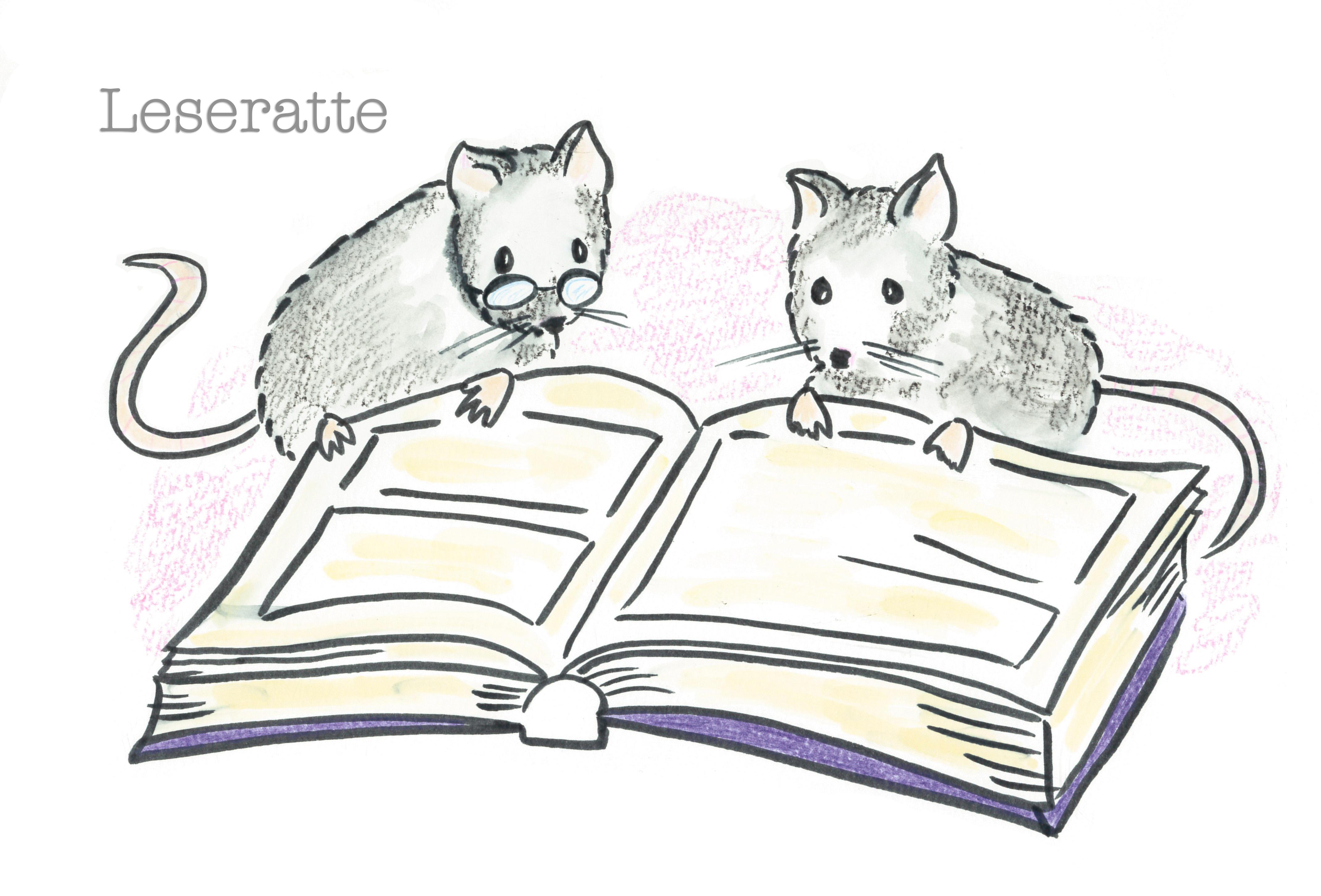 Leseratte