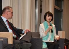 石岡史子さん ©German Embassy Tokyo