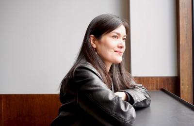 ドイツを拠点に国際派女優を目指す、小倉亜美さん