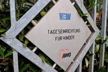 今回はドイツの特定非営利活動法人「AWO」が運営するキタを訪れた Photo: Aki SCHULTE-KARASAWA