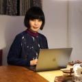 ベルリンでフリーランスのグラフィックデザイナーとして活動する水島奈津子さん。
