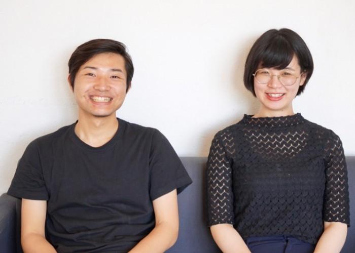 2018年12月にベルリンに移住した、小松﨑拓郎さん・荻原ゆかさん夫妻。