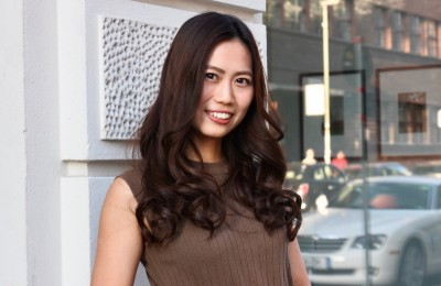 日本の大学卒業後、ベルリンのスタートアップに就職した中本菜摘さん。