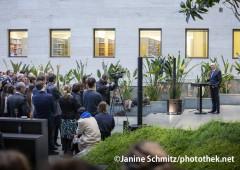 "Niels Annen, Staatsminister im Auswaertigen Amt, bei der Ausstellungseroeffnung ""150 Jahre Auswaertiges Amt"". Berlin, 08.01.2020. Copyright: Janine Schmitz/ photothek.net"
