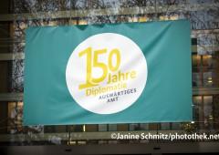 "Ausstellungseroeffnung ""150 Jahre Auswaertiges Amt"". Berlin, 08.01.2020. Copyright: Janine Schmitz/ photothek.net"