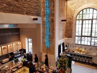 特別感に満ちているホテル・オーダーベルガーの朝食タイム