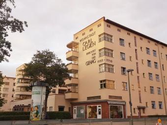 プレンツラウアーベルクの集合住宅「カール・レギエン」