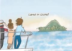 【今週のドイツ語】Land in Sicht