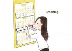 【今週のドイツ語】Schalttag