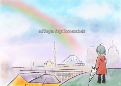 【今週のドイツ語】auf Regen folgt Sonnenschein