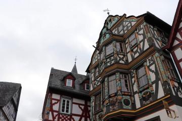 ツーリストインフォと市の博物館が入っているキリンガーハウス