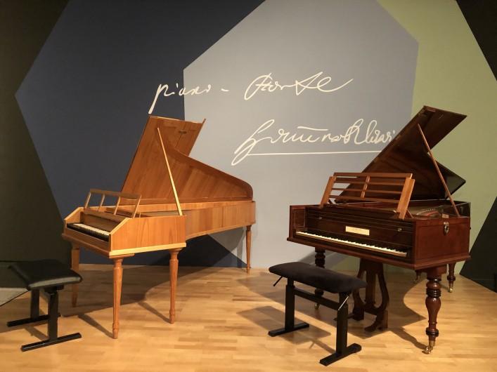 ベートーヴェンが活躍していた時代の代表的なピアノ