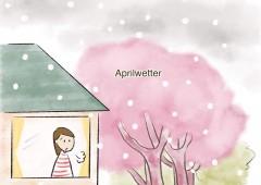 【今週のドイツ語】Aprilwetter