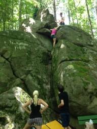 こんな岩も! ©tomogermany