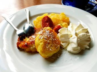 もっちり食感のじゃがいもパンケーキ、クヴァルク・コイルヒェン