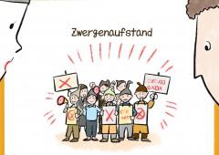 【今週のドイツ語】Zwergenaufstand