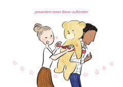 【今週のドイツ語】jemandem einen Bären aufbinden