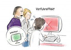 【今週のドイツ語】Vorführeffekt