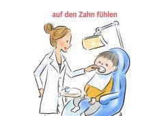 【今週のドイツ語】Auf den Zahn fühlen