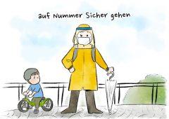 【今週のドイツ語】Auf Nummer Sicher gehen