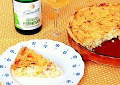 秋の新ワインと一緒に楽しみたい「玉ねぎケーキ」【レシピと動画あり】