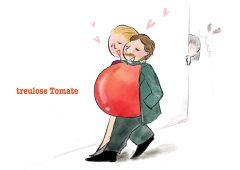 【今週のドイツ語】Treulose Tomate