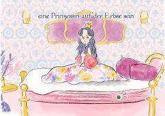 【今週のドイツ語】Eine Prinzessin auf der Erbse sein