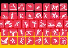 もうすぐ東京オリンピック