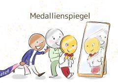 【今週のドイツ語】Medaillenspiegel