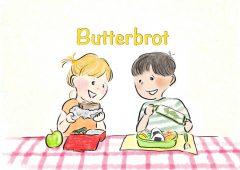 【今週のドイツ語】Butterbrot