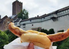 ゲーテ街道の美味しい旅④アイゼナハ・ヴァルトブルク城